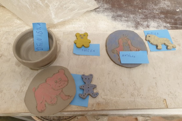 Projektové dny - keramika