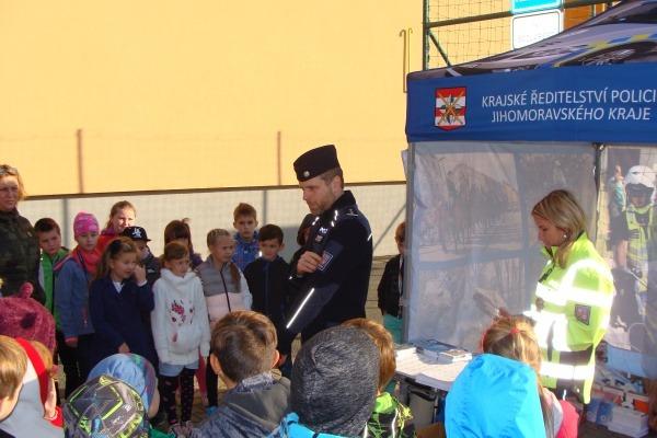 """akce Policie České republiky """"Blíže k Vám…"""""""