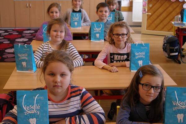 Projekt Veselé zoubky v 1. třídě